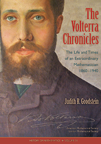 The Volterra Chronicles: The Life and Times of an Extraordinary Mathematician 1860-1940 cover image