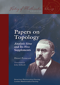 Papers on Topology: Analysis Situs and Its Five Supplements cover image