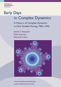 Early Days in Complex Dynamics: A history of complex dynamics in one variable during 1906-1942 cover image