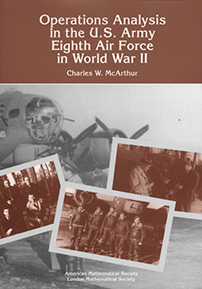 Operations Analysis in the United States Army Eighth Air Force in World War II cover image