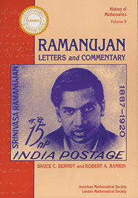 Ramanujan: Letters and Commentary cover image