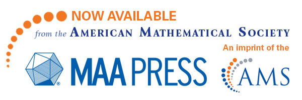Now Available - MAA Press