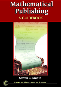 Mathematical Publishing: A Guidebook cover image