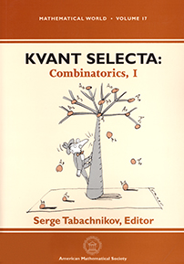 Kvant Selecta: Combinatorics, I cover image
