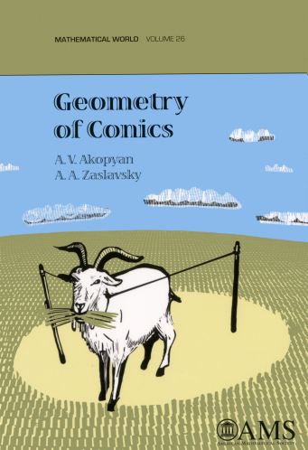 Geometry of Conics cover image