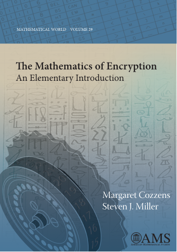 The Mathematics of Encryption: An Elementary Introduction cover image