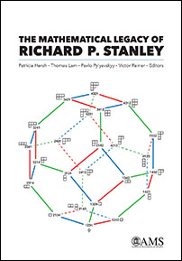 The Mathematical Legacy of Richard P. Stanley cover image