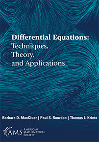 Differential Equations: Techniques, Theory, and Applications cover image