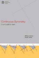 Continuous Symmetry: From Euclid to Klein