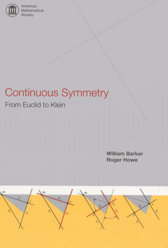 Continuous Symmetry: From Euclid to Klein cover image