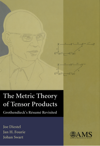 The Metric Theory of Tensor Products: Grothendieck's Resume Revisited cover image