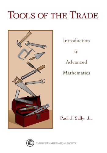 Tools of the Trade: Introduction to Advanced Mathematics cover image