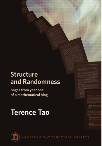 Structure and Randomness: pages from year one of a mathematical blog cover image