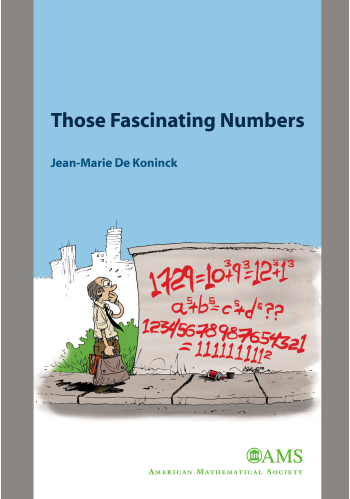 Those Fascinating Numbers cover image