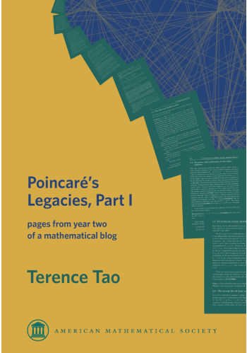 Poincare's Legacies, Part I: pages from year two of a mathematical blog cover image