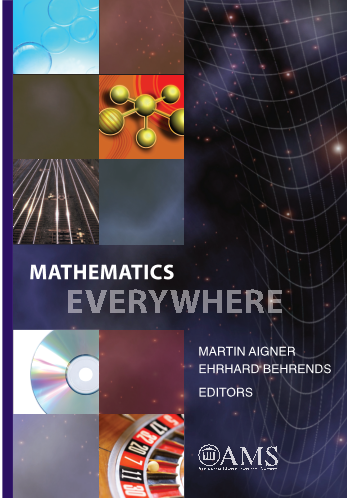 Mathematics Everywhere cover image