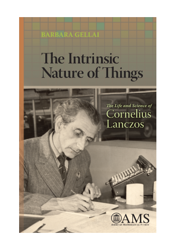 The Intrinsic Nature of Things: The Life and Science of Cornelius Lanczos cover image