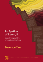 An Epsilon of Room, II