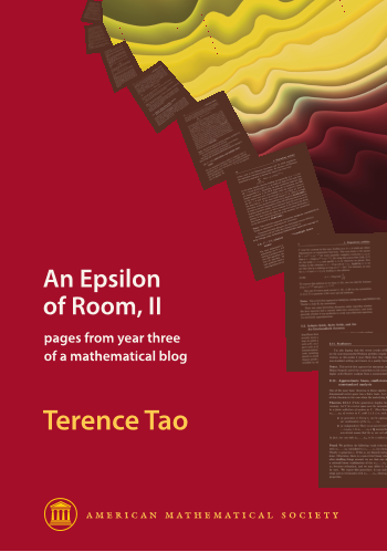 An Epsilon of Room, II: pages from year three of a mathematical blog cover image