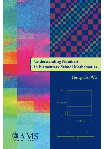 Understanding Numbers in Elementary School Mathematics cover image