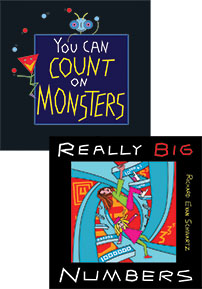 Really Big Numbers and You Can Count on Monsters (2-Volume Set) cover image