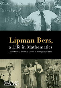 Lipman Bers, a Life in Mathematics cover image
