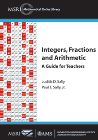 Integers, Fractions and Arithmetic: A Guide for Teachers cover image