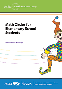 Math Circles for Elementary School Students cover image