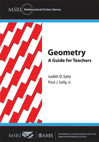Geometry: A Guide for Teachers cover image