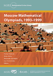 Moscow Mathematical Olympiads, 1993-1999 cover image