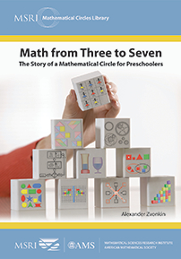 Math from Three to Seven: The Story of a Mathematical Circle for Preschoolers cover image