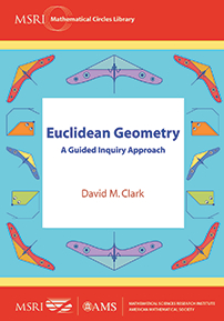 Euclidean Geometry: A Guided Inquiry Approach cover image