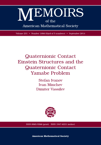 Quaternionic Contact Einstein Structures and the Quaternionic Contact Yamabe Problem cover image