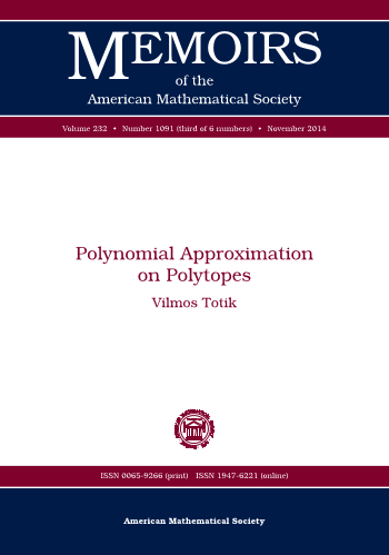 Polynomial Approximation on Polytopes cover image
