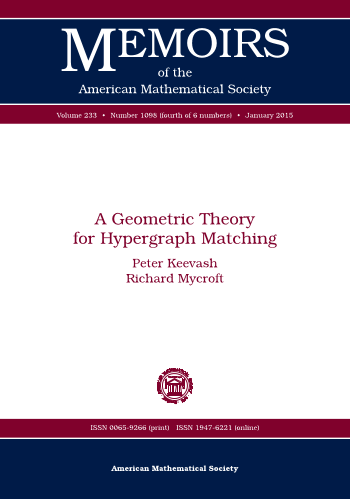 A Geometric Theory for Hypergraph Matching cover image