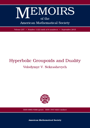 Hyperbolic Groupoids and Duality cover image