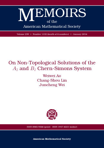 On Non-Topological Solutions of the $A_{2}$ and $B_{2}$ Chern-Simons System cover image
