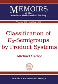 Classification of $E_{0}$-Semigroups by Product Systems cover image