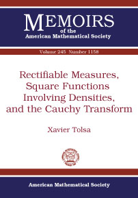 Rectifiable Measures, Square Functions Involving Densities, and the Cauchy Transform cover image