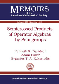 Semicrossed Products of Operator Algebras by Semigroups cover image