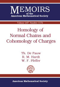 Homology of Normal Chains and Cohomology of Charges cover image