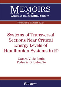 Systems of Transversal Sections Near Critical Energy Levels of Hamiltonian Systems in $\mathbb{R}^{4}$ cover image