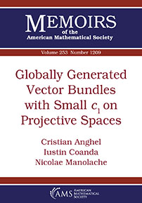 Globally Generated Vector Bundles with Small $c_{1}$ on Projective Spaces cover image