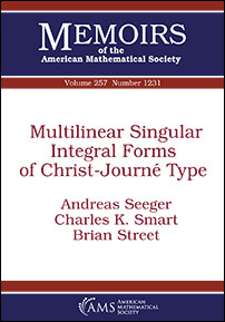 Multilinear Singular Integral Forms of Christ-Journe Type cover image