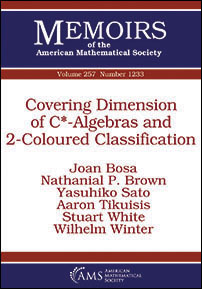 Covering Dimension of C*-Algebras and 2-Coloured Classification cover image