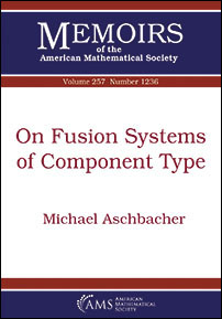 On Fusion Systems of Component Type cover image