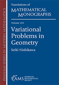 Variational Problems in Geometry