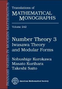 Number Theory 3: Iwasawa Theory and Modular Forms cover image