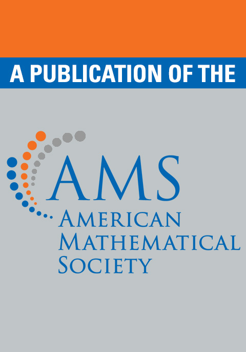 Transactions of the Moscow Mathematical Society cover image