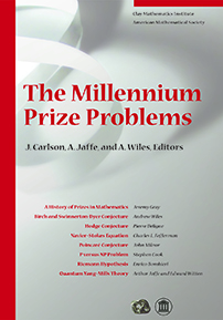 The Millennium Prize Problems cover image
